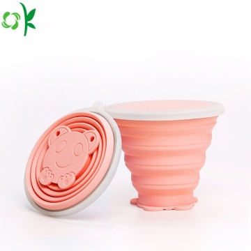 New Product Portable Silicone Folding Cup for Sale