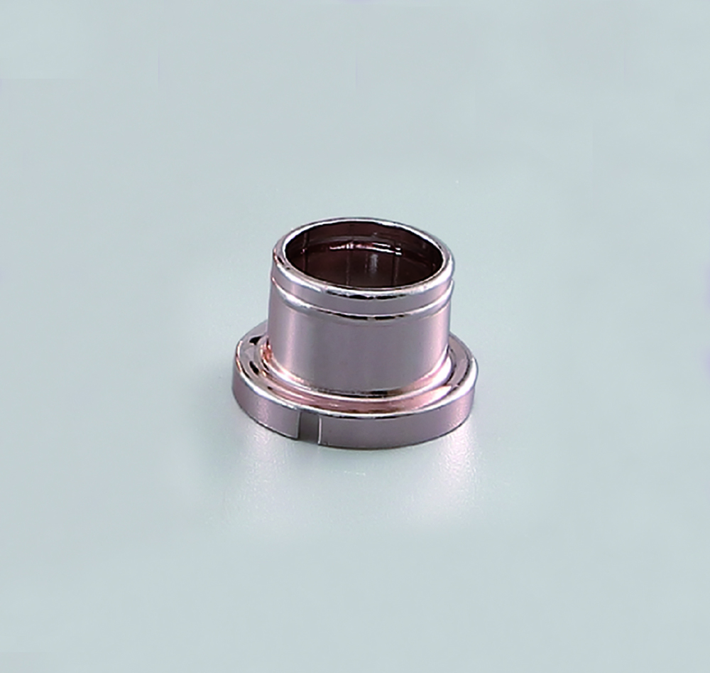 Luxury Aluminum 15mm Collar For Bottles