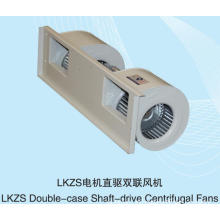 LKZS Double-case Shaft-dive Centrifugal Fans