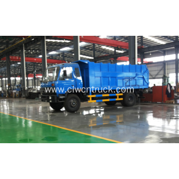 HOT sale Dongfeng 17cbm garbage tipper truck