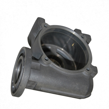Custom Vacuum Die Casting Aluminum Parts Pump Housing