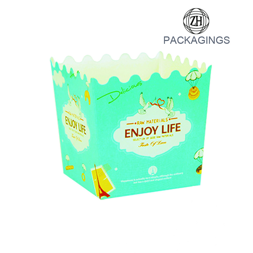 Toast Bread Packaging Box Packaging Bag