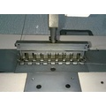 Three Needle Long Arm Compound Feed Heavy Duty Lockstitch Machine for Summer Sleeping Mats