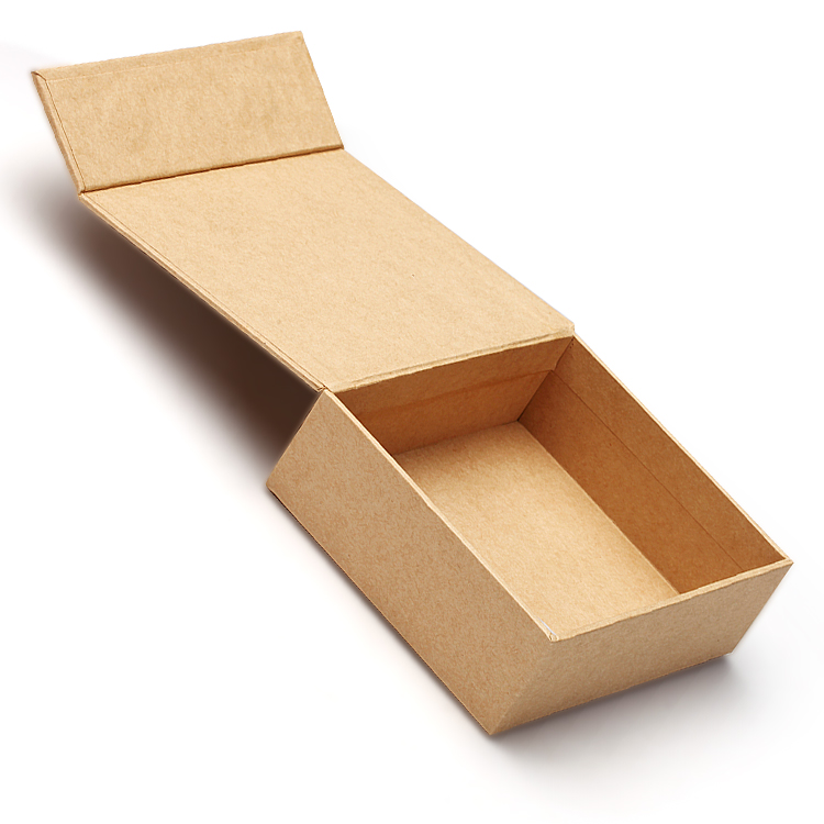 Book Shape Paper Box