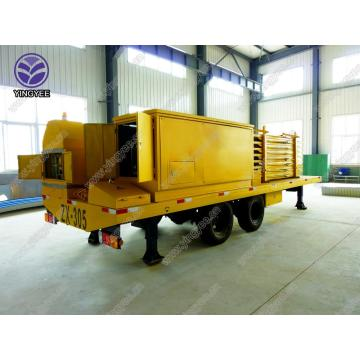 Long Span Curving Roof Building Machinery