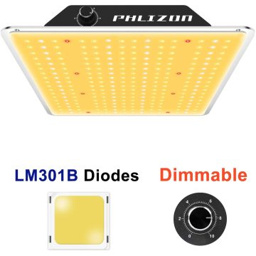 Phlizon Quantum Board LED Grow Light Home depot
