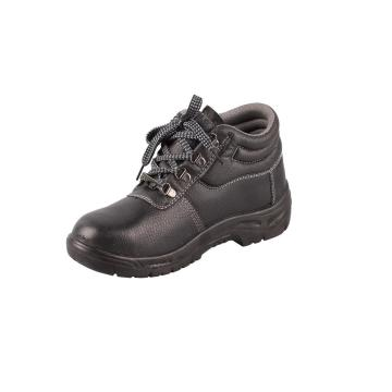 Cow Split Leather Upper Safety Shoes for mens