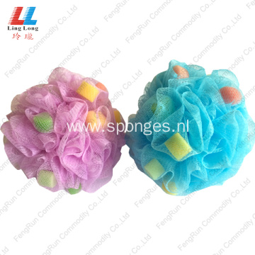 exfoliating loofah bath sponge colorful bath accessories