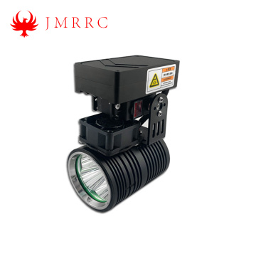 Drone High Brightness Searchlight Adjustable Angle Spotlight