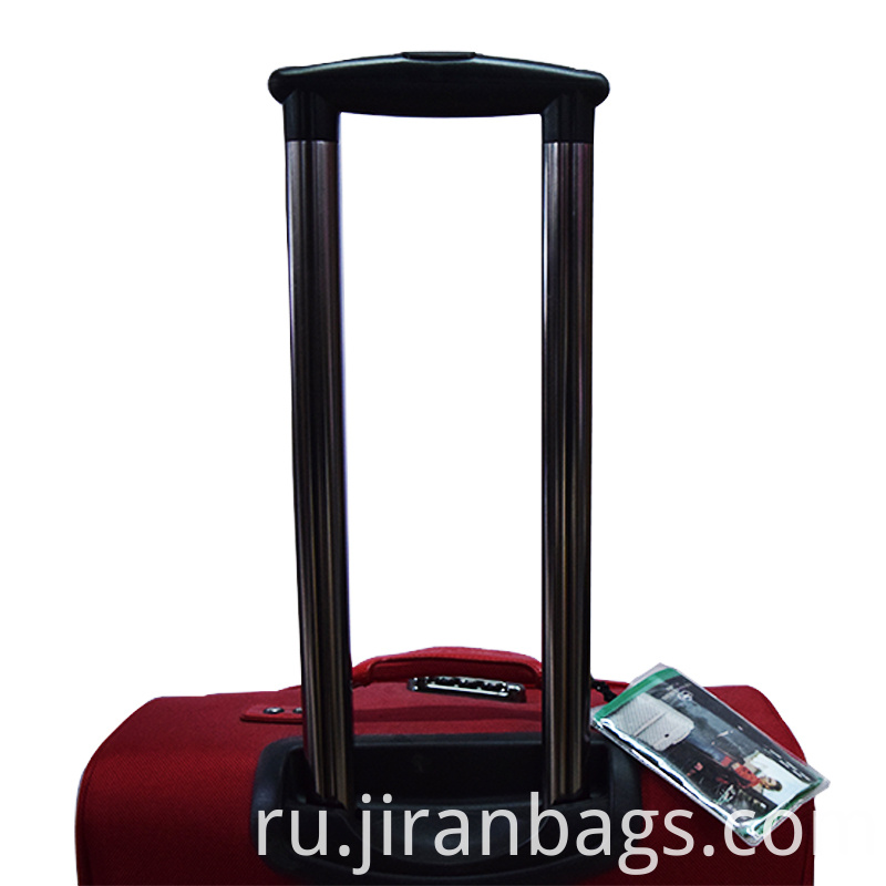 Environmentally Nylon luggage