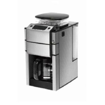 fully automatic american drip coffee maker and grinder