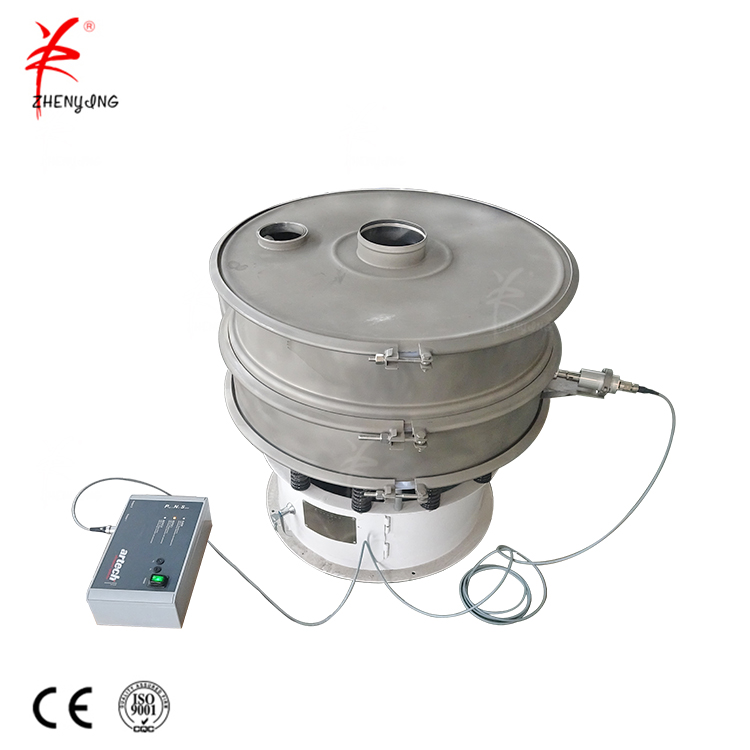 Graphite powder screening ultrasonic sifter sieving machine