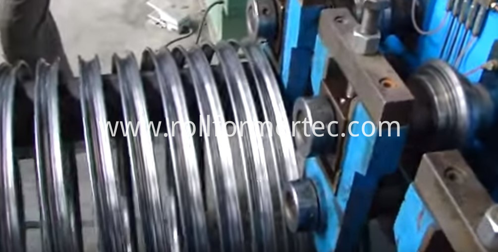 Cycle Rim Rolling mill