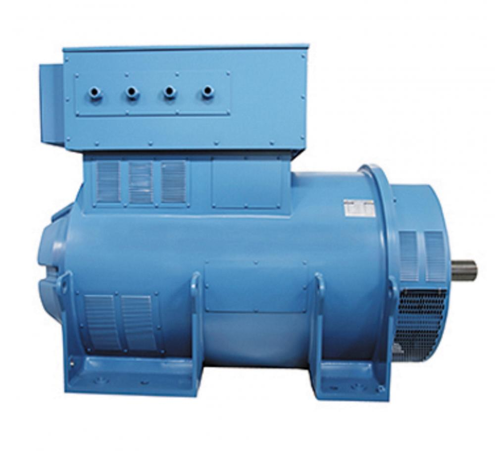 1800RPM 13.8kV High Voltage Alternators