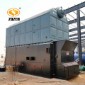 Water Tube SZL Biomass Chain Grate Steam Boiler
