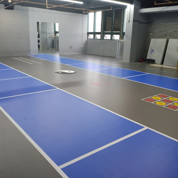 indoor Gymnasium sports flooring