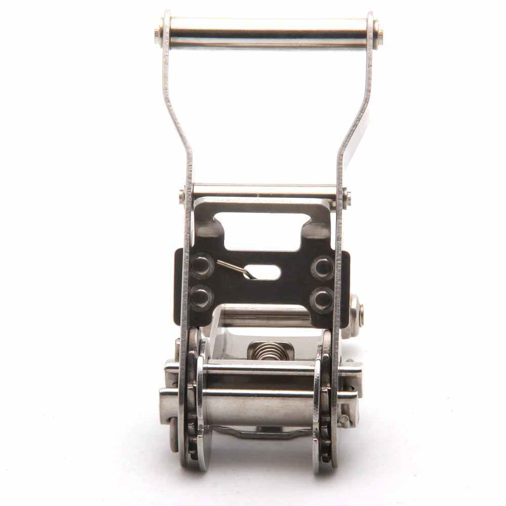 38MM Stainless Steel Ratchet Buckle for Binding
