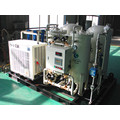 Oxygen gas generation machine