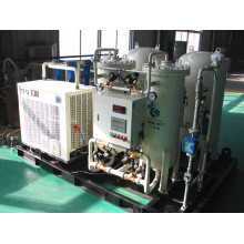 PSA oxygen generator for medical hospital application