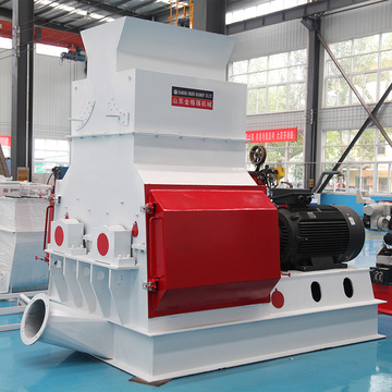 Toàn bộ Saw Saw Hammer Mill Mill với Dust Collector