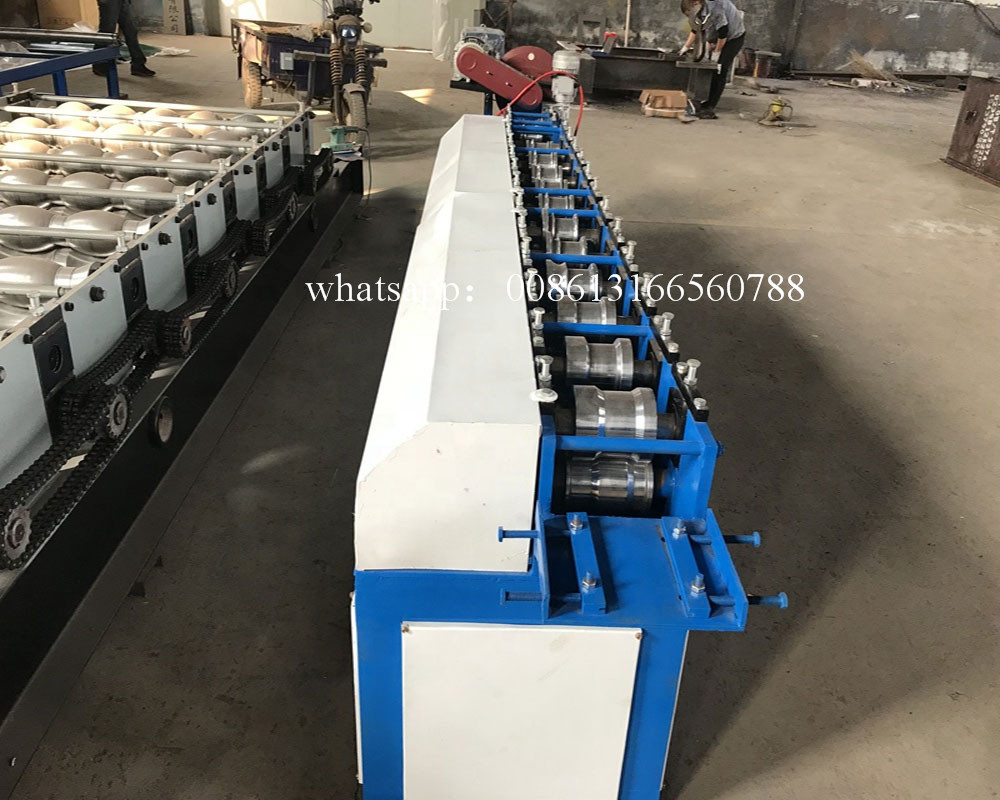 Saw Cutting Roller Shutter Door Machine