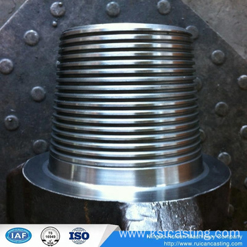 bolt with internal thread machining parts service