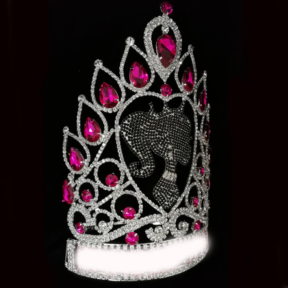 Queen Large Tiara Wholesale Pageant Crown