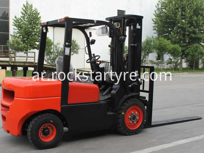 Sinomicc Container Forklift Cpcd30