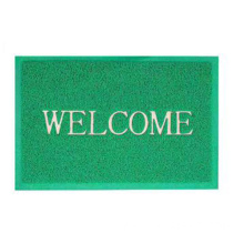 High quality wholesale door mats welcome mat logo