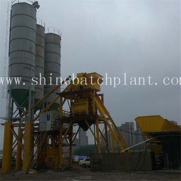 40 Ready Mixer Concrete Batching Plant On Sale