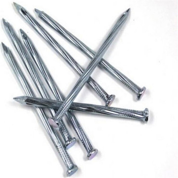 concrete steel nails size electro galvanized concrete nails