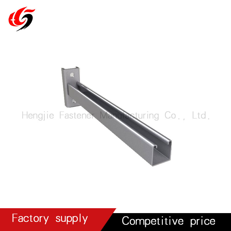 U-Unistrut-Channel-Slotted-Bracket-Cantilever-Arm
