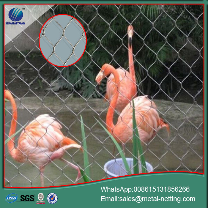 bird zoo netting