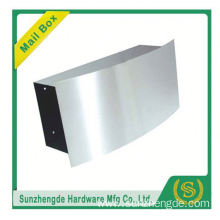 SMB-010SS good quality outdoor free standing metal mailboxes for sale