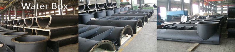 Water marine steel boxes