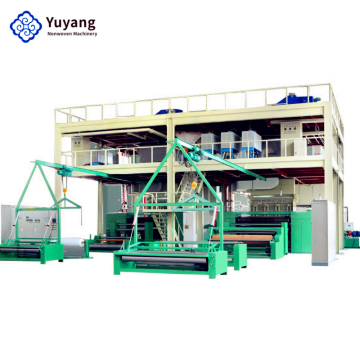 SSS nonwoven machines for diaper