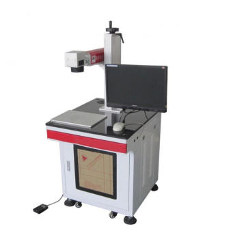 cnc fiber laser engraving machine 200*200mm working size
