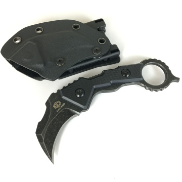 Piccolo Fox Karambit Knife con guaina