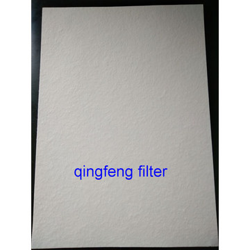 Composite Glass Fiber Filter Membrane With Binder