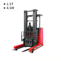 1.5 tons Electric Reach Truck (4.5-meters Stand-on)