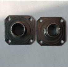 Stainless steel  Square Stampings