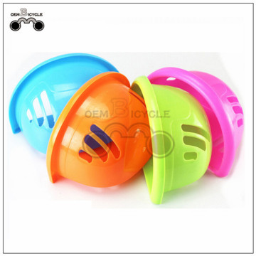 Colorful Kids Bicycle Plastic Basket
