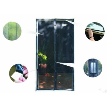 Diy Magnetic Screen Door Curtain asda