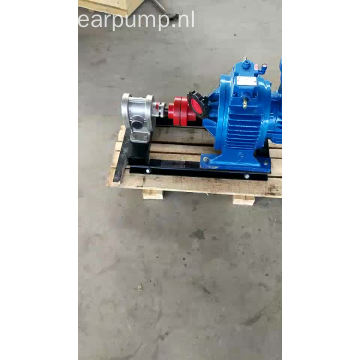Low pressure electric motor  lube oil transfer pump