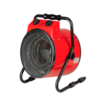 portable industrial fan heater