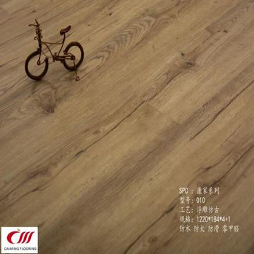 SPC Flooring with Unilin clicks  4mm