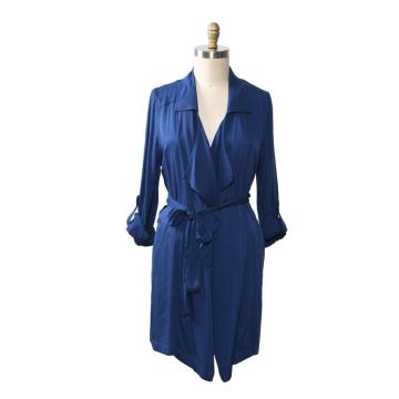 Autumn New Women's Casual Trench Coat