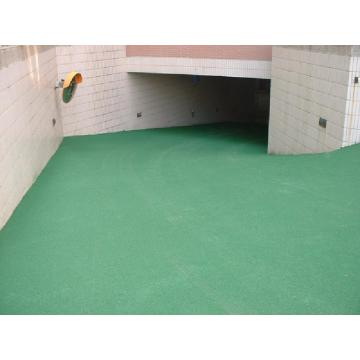 Epoxy mortar anti-slip floor paint