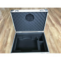 Aluminum Transport Case for Instruments with Foam Pattern