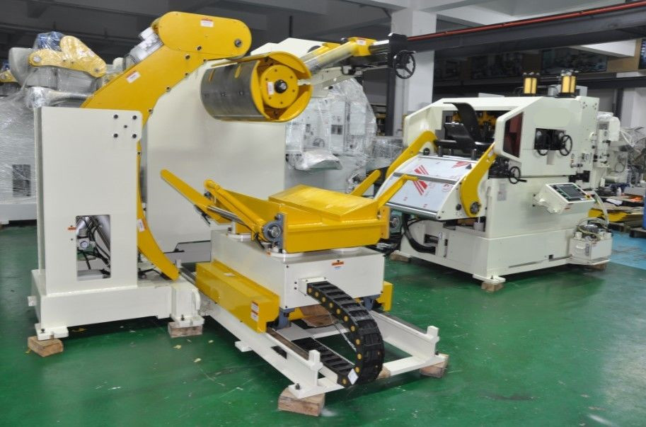 NC Straightening Roll Feeder Machine